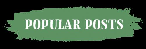 POPULAR POSTS